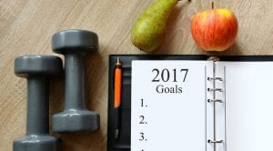 list for new years resolutions